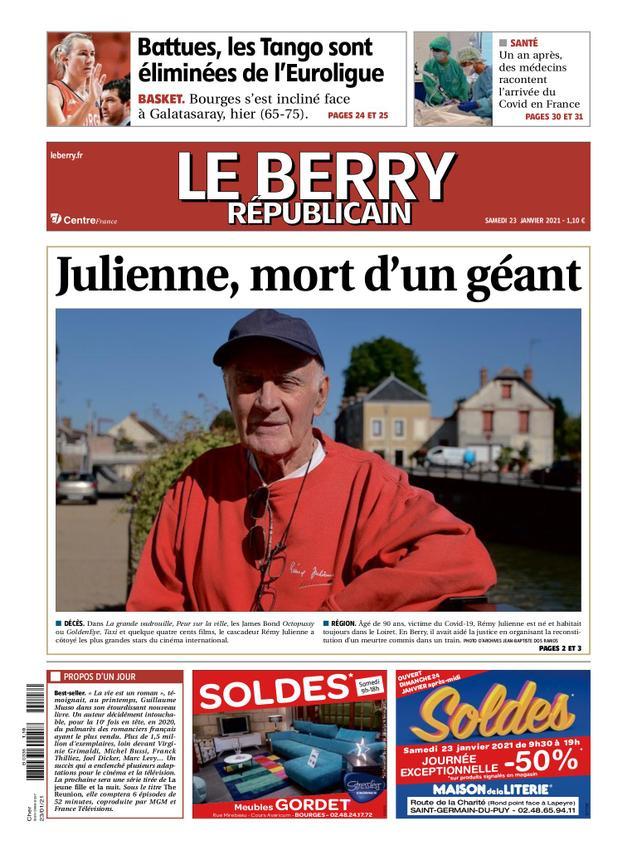 Berry Républicain