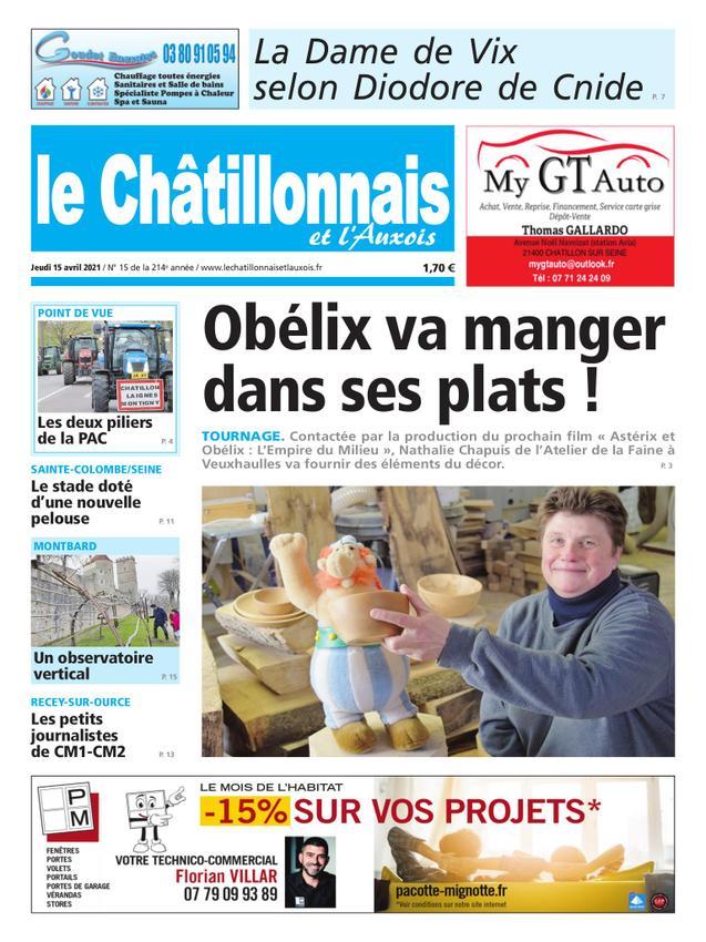 Châtillonnais et l'Auxois