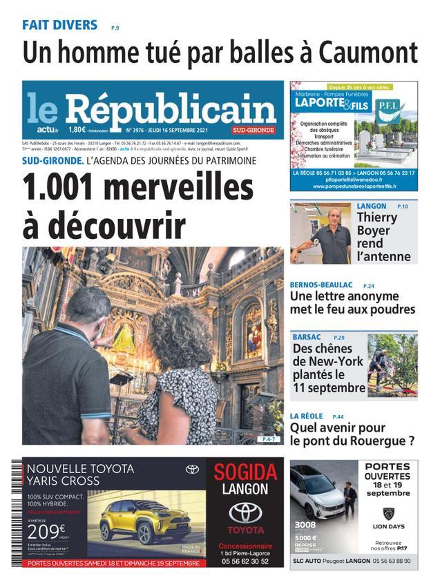 Républicain Sud-Gironde