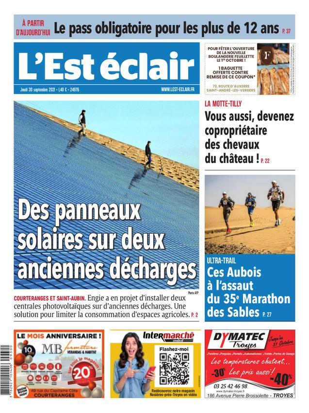 Est Eclair/Libération Champagne