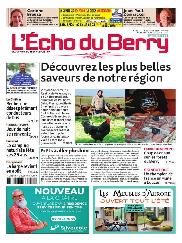 Écho du Berry