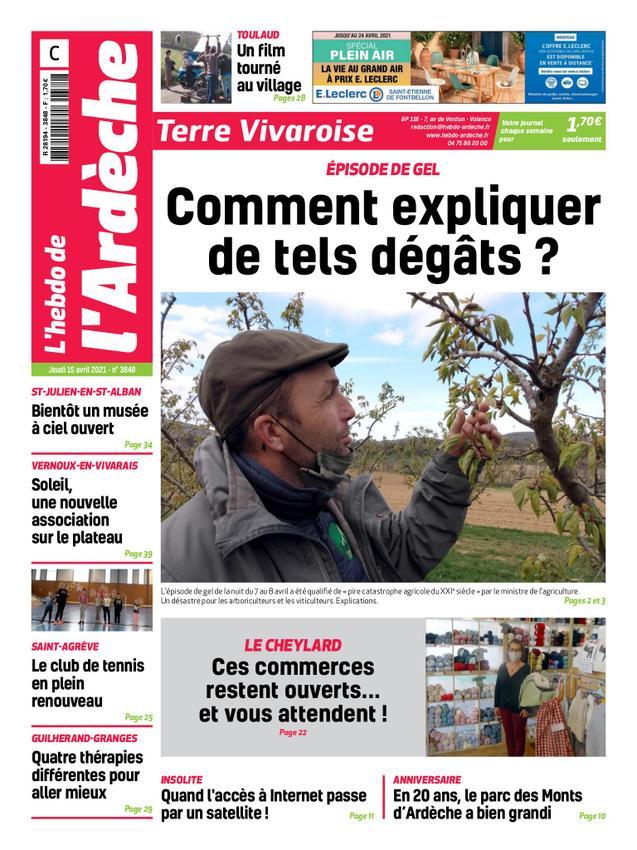 Hebdo de l'Ardèche