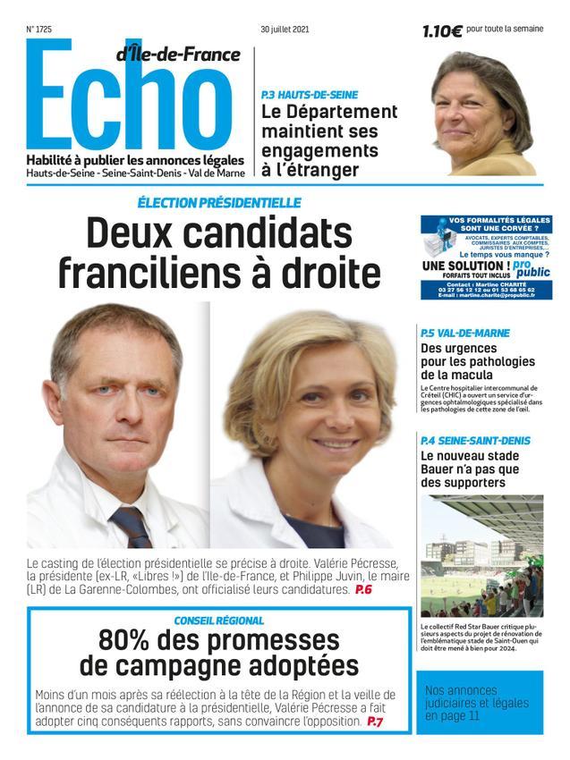Écho d'Île-de-France