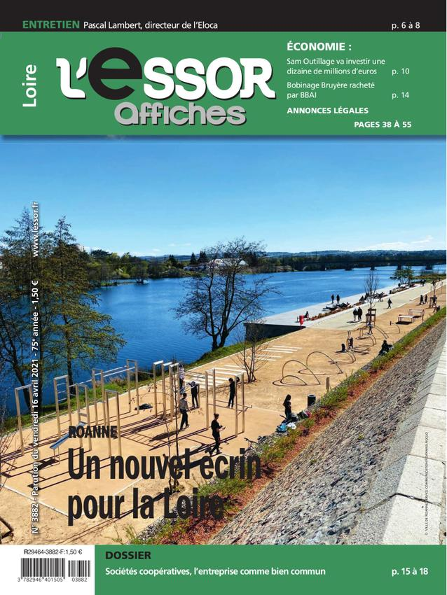 Essor Affiches Loire