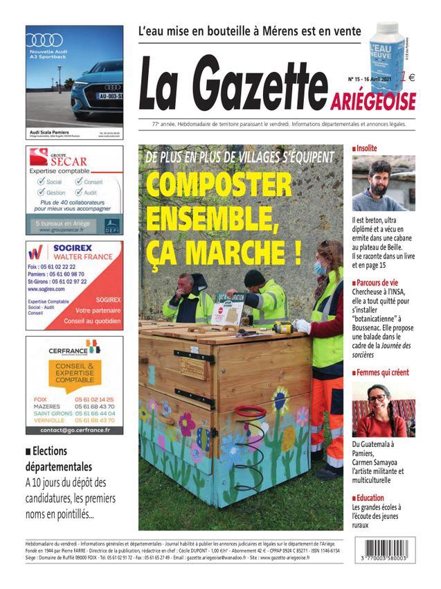 Gazette Ariégeoise