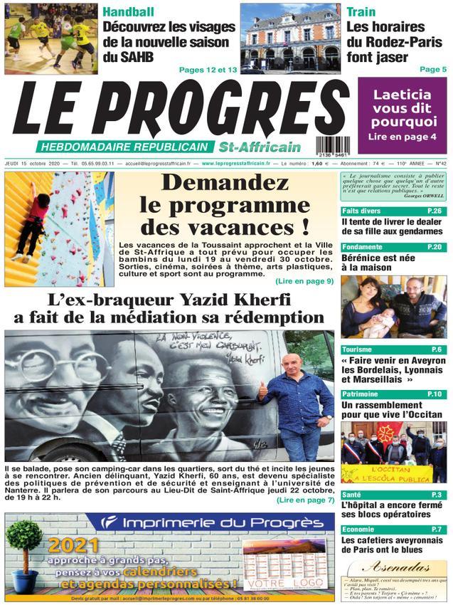 Progrès Saint-Affricain