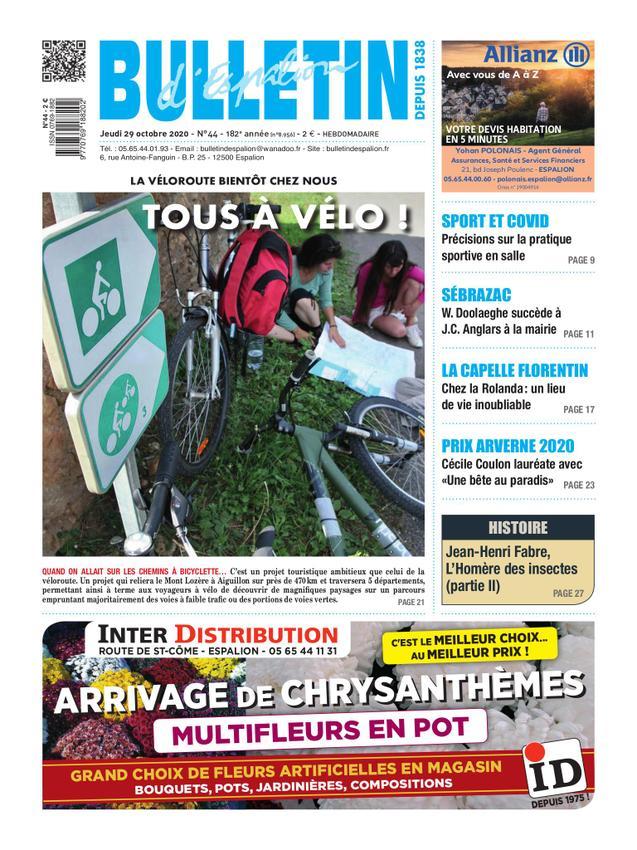Bulletin d'Espalion