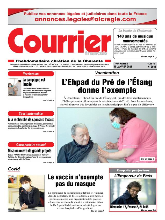 Courrier Français