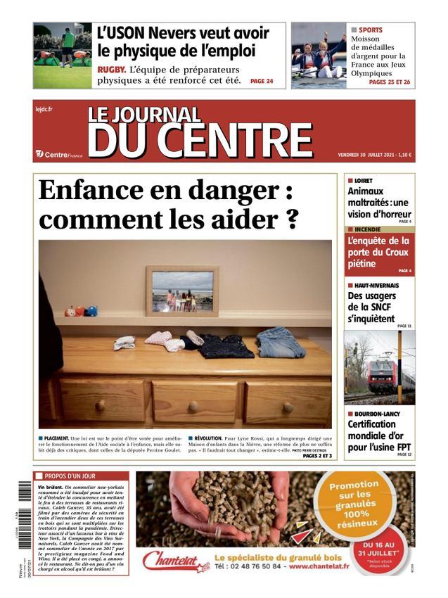 Journal du Centre