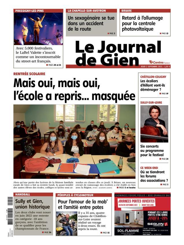 Le Journal de Gien