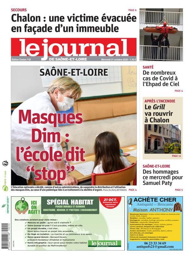 Journal de Saône et Loire