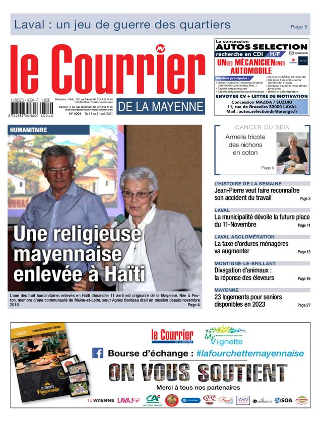Courrier de la Mayenne