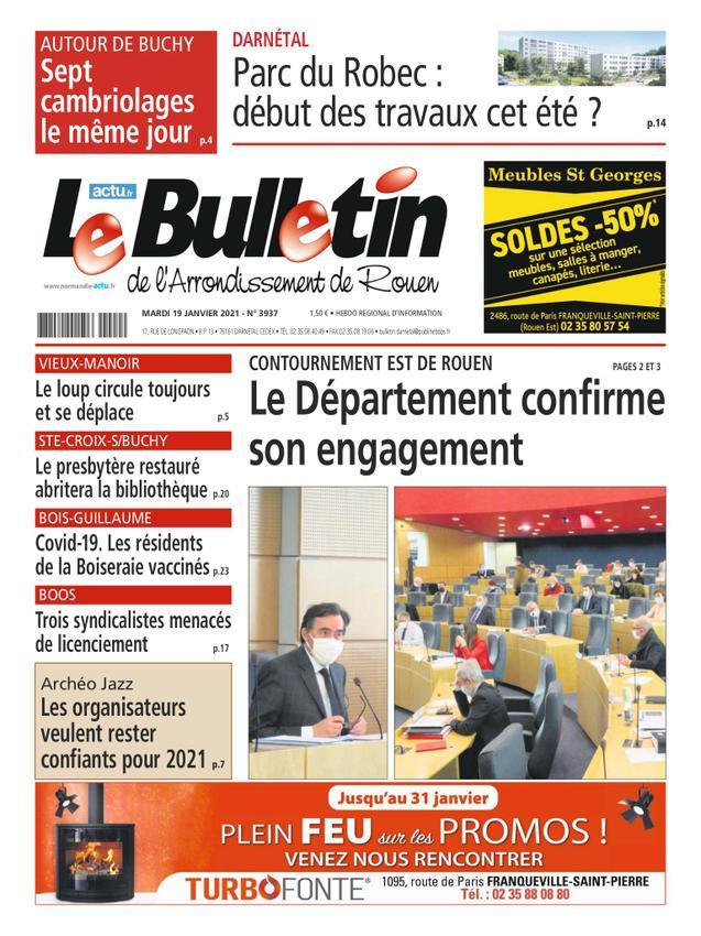 Bulletin de l'Arrondissement de Rouen