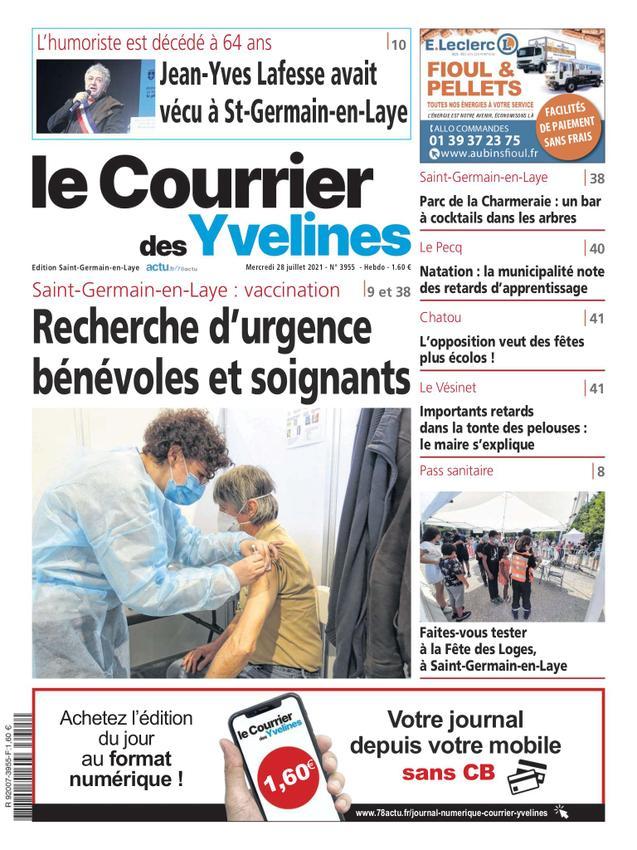 Le Courrier des Yvelines