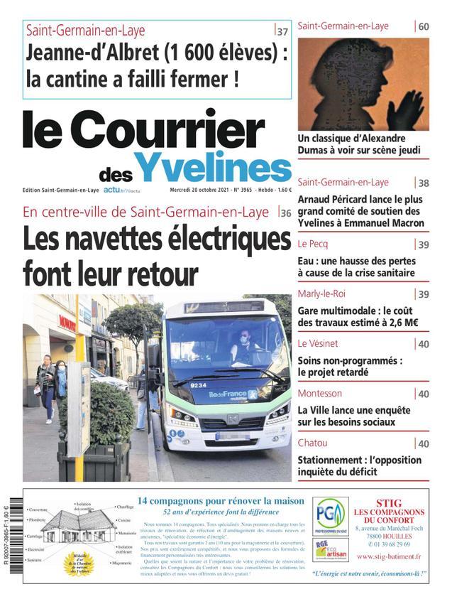 Courrier des Yvelines