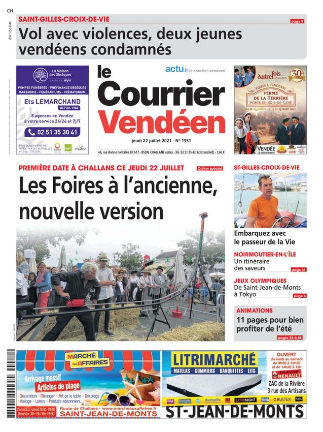 Courrier Vendéen