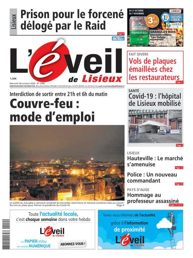 Éveil de Lisieux Côte