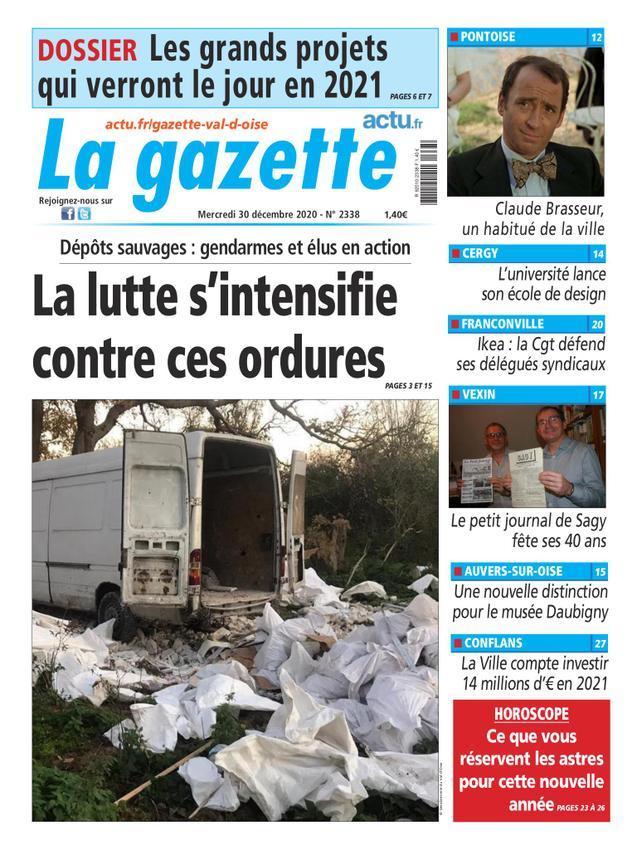Gazette du Val d'Oise