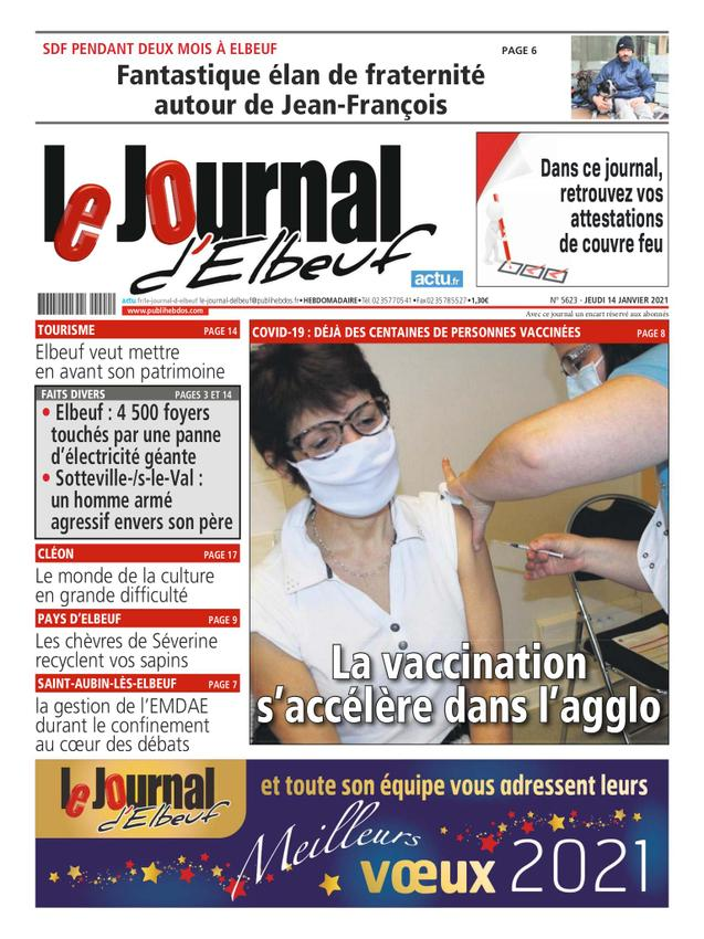 Journal d'Elbeuf