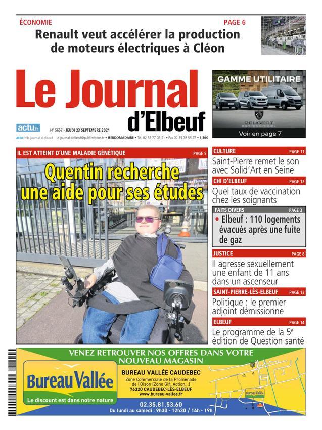 Le Journal d'Elbeuf