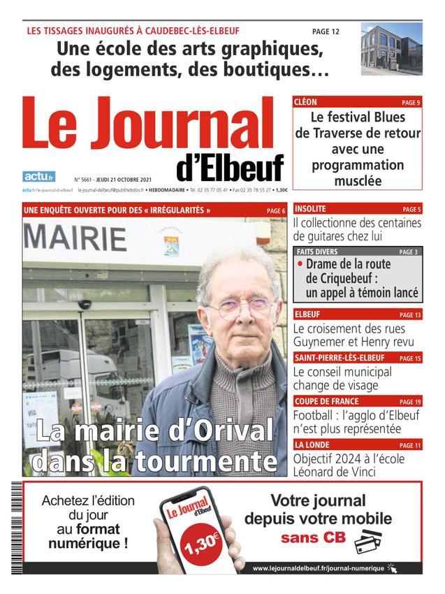 Journal d'Elbeuf