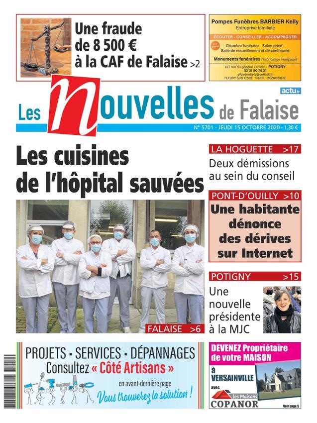Nouvelles de Falaise