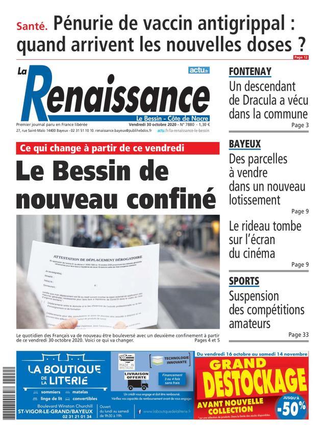 Renaissance – le Bessin
