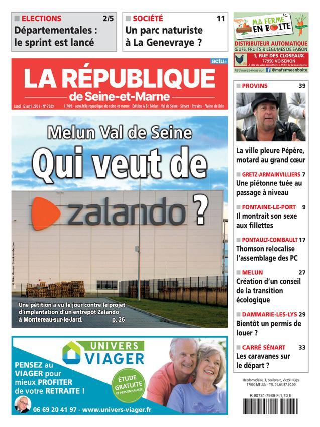 République de Seine-et-Marne