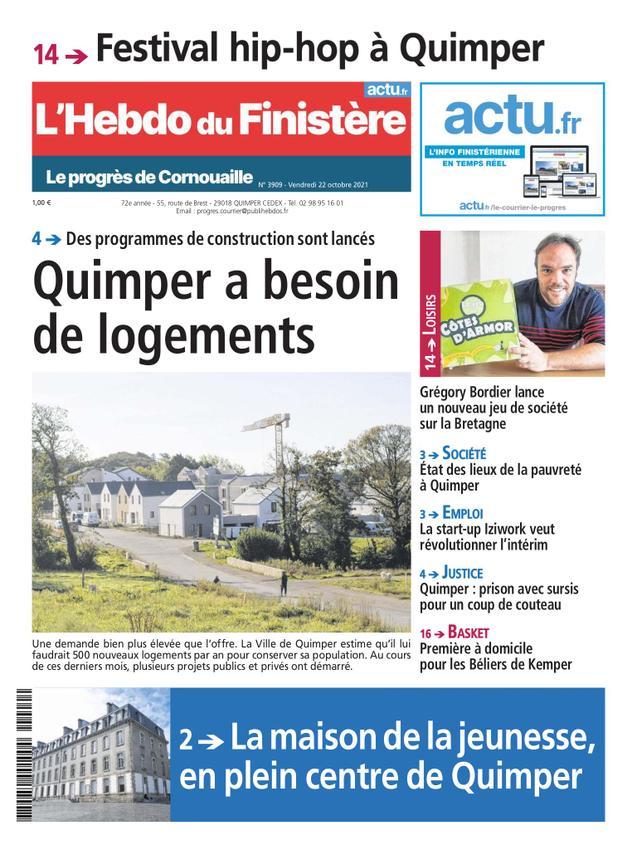 Hebdo du Finistère