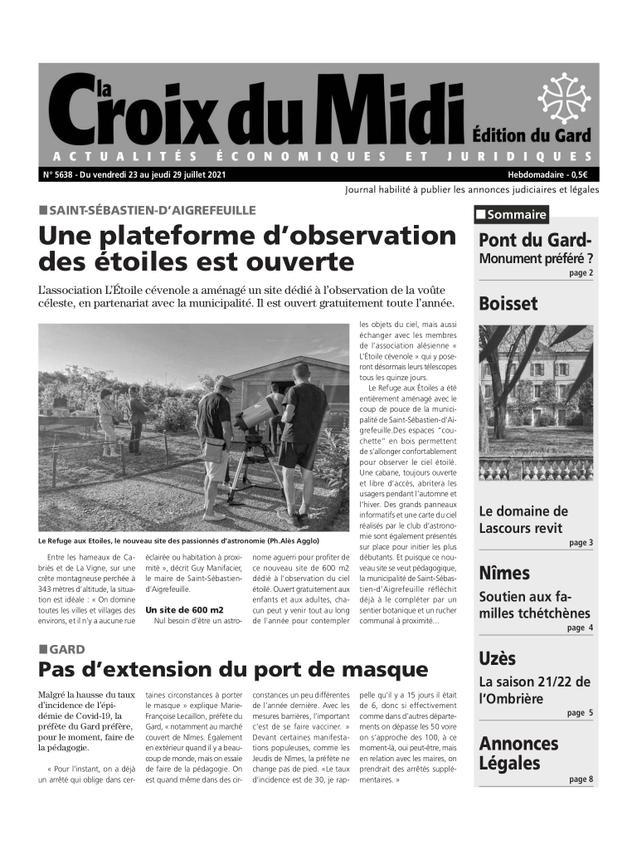 Croix du Midi