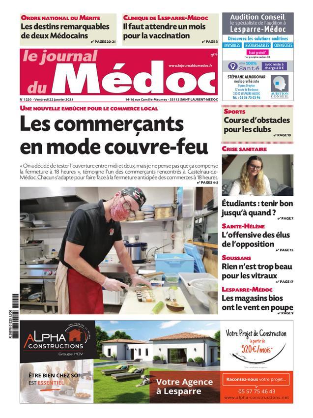 Journal du Médoc