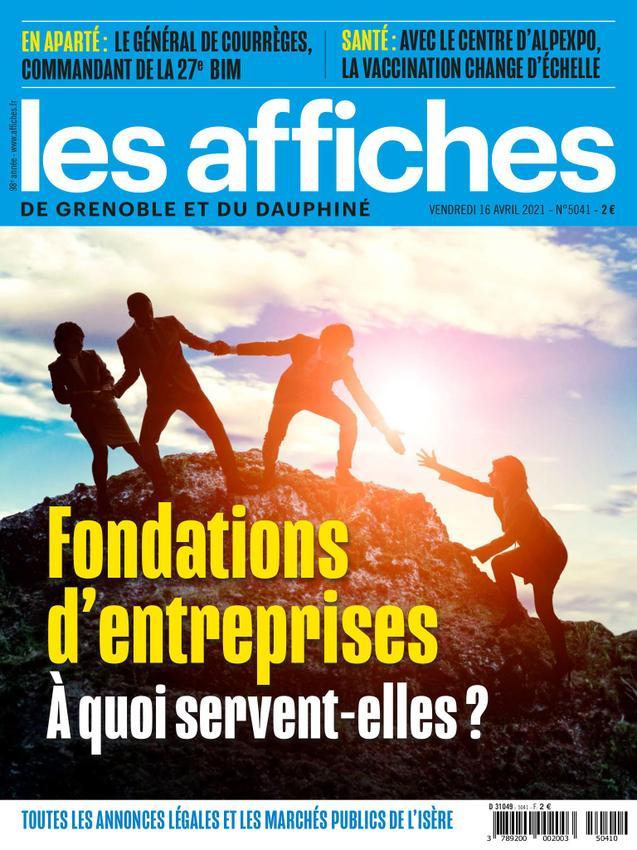 Affiches de Grenoble et du Dauphiné