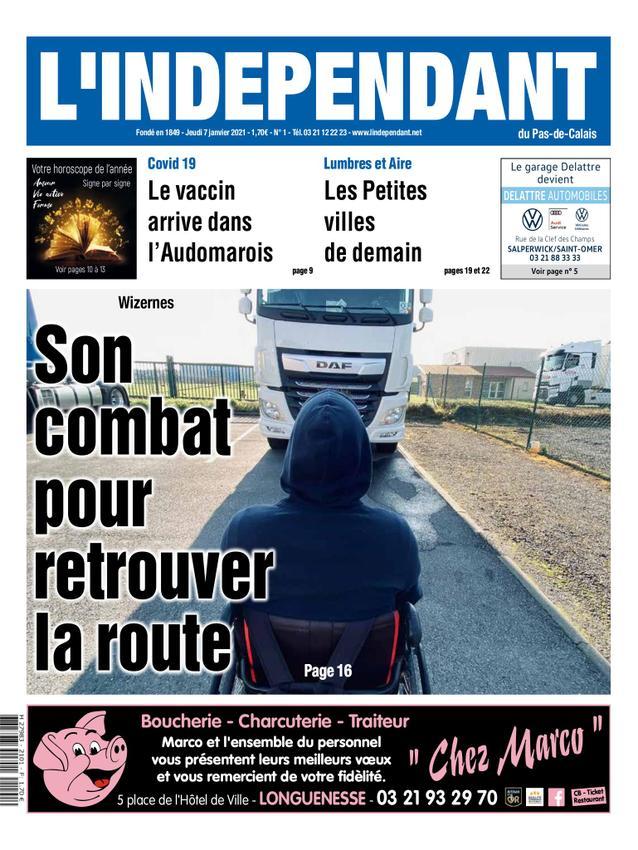Indépendant du Pas-de-Calais