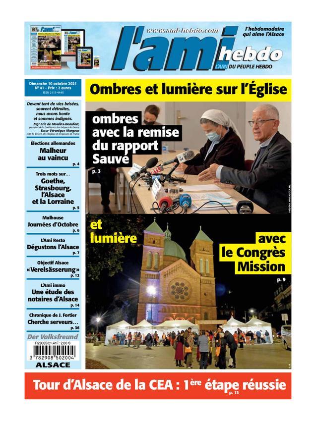Ami du Peuple Hebdo/L'Ami Hebdo Alsace