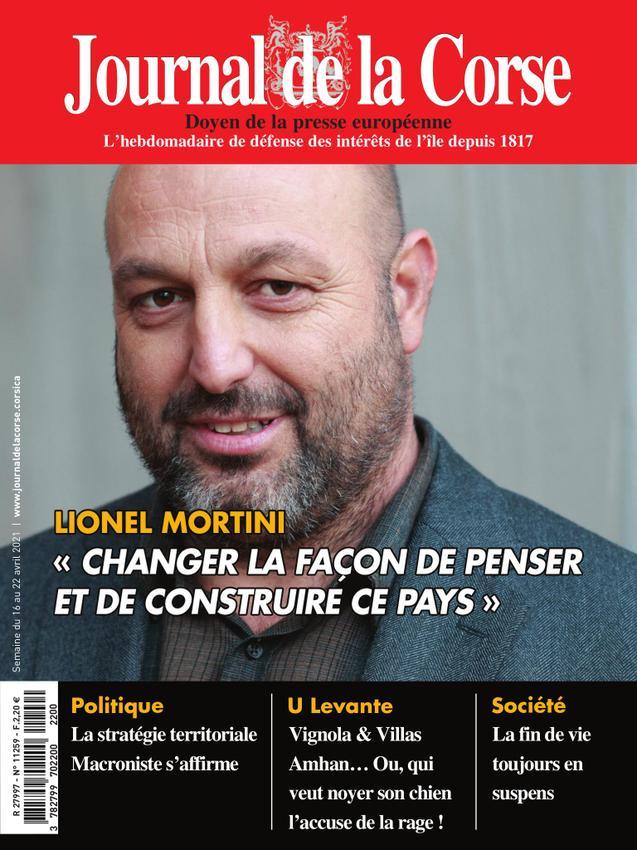 Journal de la Corse