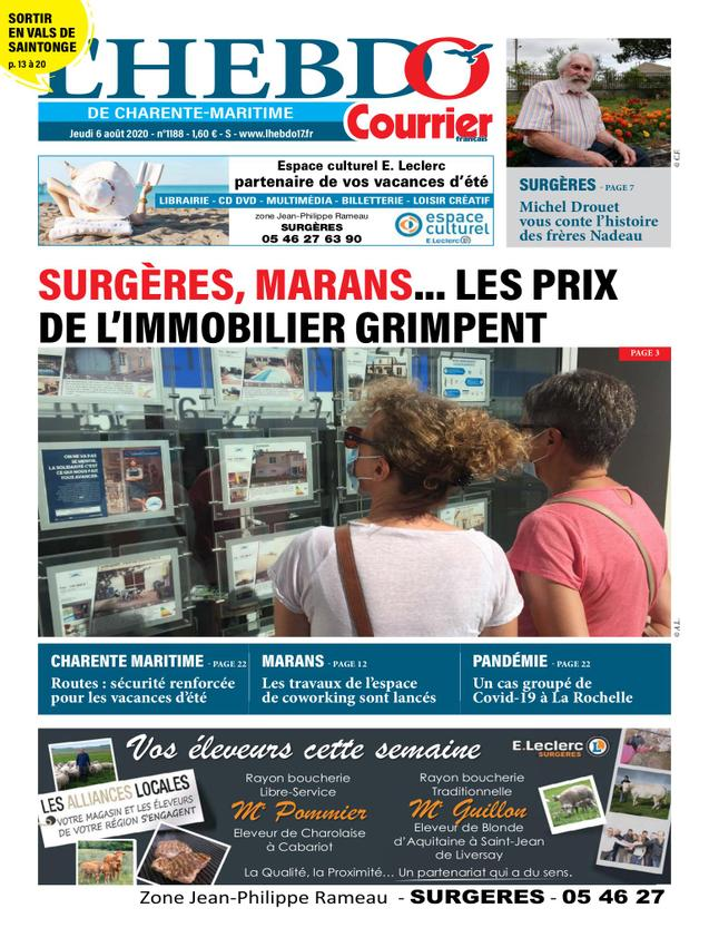 Hebdo de Charente-Maritime