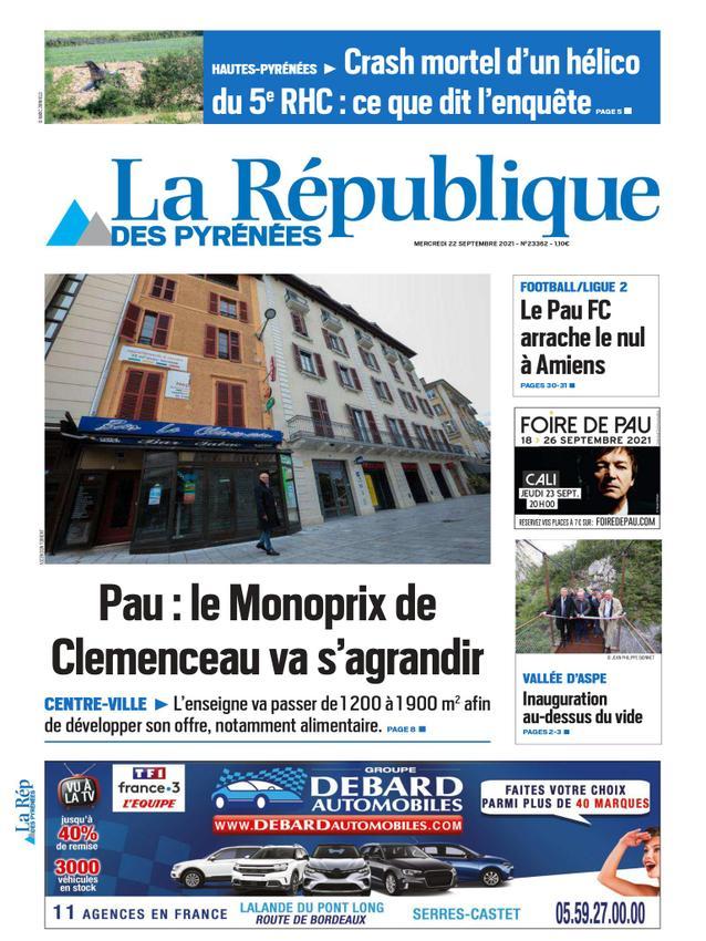 République des Pyrénées