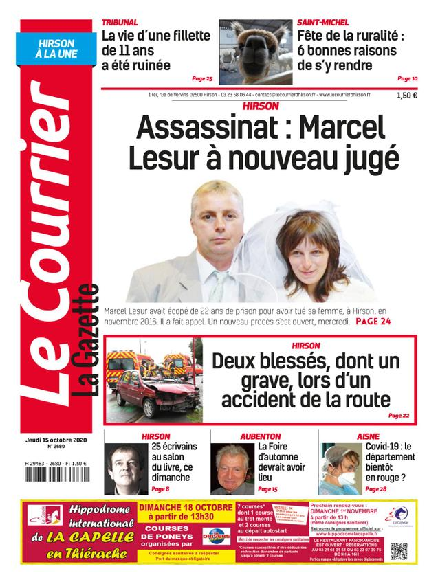 Courrier – la Gazette