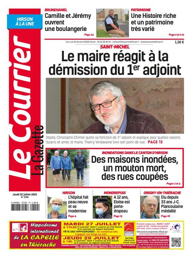 Courrier – la Gazette